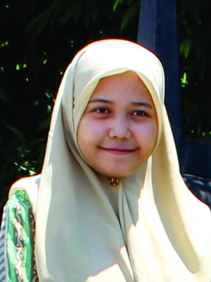 Yunitra Furi Aristyasari, S.Pd.I., M.Pd.I