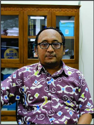 Dr. Burhan Barid, ST., MT