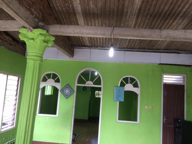 Perencanaan Renovasi Musholla Sekolah Teknik Sipil