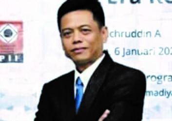 Dr. Ir. Surya Budi Lesmana, S.T., M.T.
